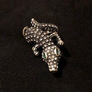 Jewelry - Lizard Stretch Ring